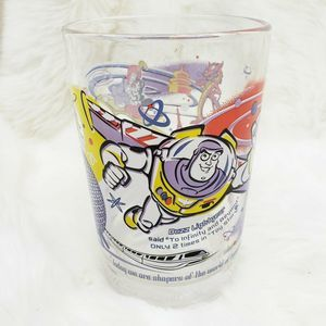 Disney McDonald's 100 Years of Magic Epcot Glass
